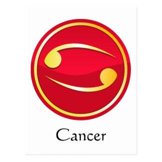 Cancer - Zodiac Signs Postcard