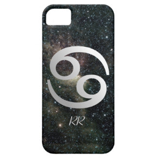 Cancer Zodiac Star Sign on Universe iPhone SE/5/5s Case