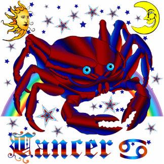 Cancer-Zodiac-V-1 Esculturas Fotograficas