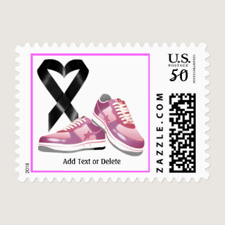 CancerAwareness - Walk for the Cure Postage