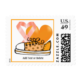 CancerAwareness - Walk for the Cure Stamp