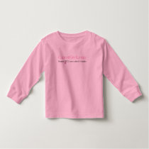 CancerGeek.com Toddler T-shirt