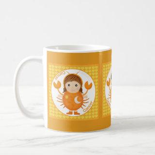 Cancerian Character Mug