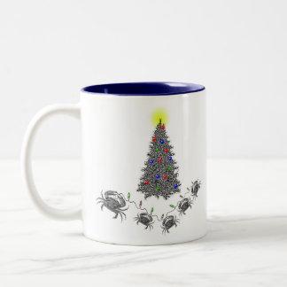 Cancerian Christmas Mug