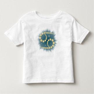 Canceroso signo del zodíaco - constelación playera t shirts