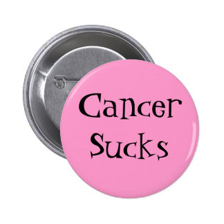 CancerSucks - Customized Button
