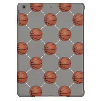 Cancha de básquet funda para iPad air