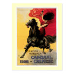 Canciani & Cremese Vintage Wine Ad Art Post Cards