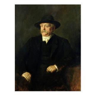 Canciller Otto von Bismarck, 1849 Tarjetas Postales