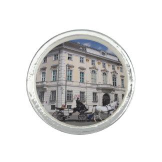 Cancillería federal austríaca en Ballhausplatz Anillos