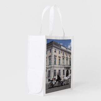 Cancillería federal austríaca en Ballhausplatz Bolsas Reutilizables