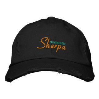 Canción Bag_Sherpa-style™_domestic Sherpa Gorras Bordadas