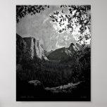 Canción de amor de Yosemite Posters