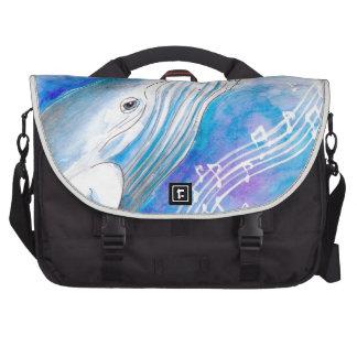 Canción de la ballena bolsa de ordenador