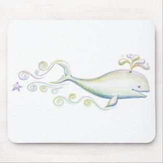 Canción de la ballena tapete de ratón