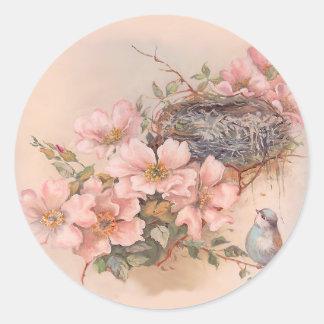 Canción de la primavera etiquetas