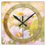 Canción de la primavera I - preciosa palidezca - a Relojes De Pared