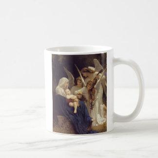 Canción de la taza de los ángeles