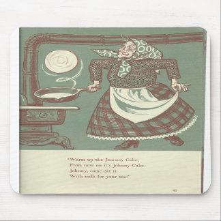 canción de la torta de viaje alfombrilla de ratones