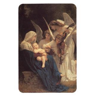 Canción de los ángeles imanes flexibles