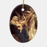 Canción de los ángeles ornamente de reyes