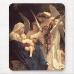 Canción de los ángeles tapetes de raton