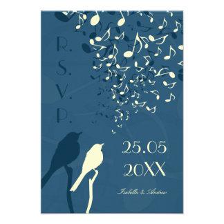 Canción de los pájaros del amor - RSVP Comunicados Personales