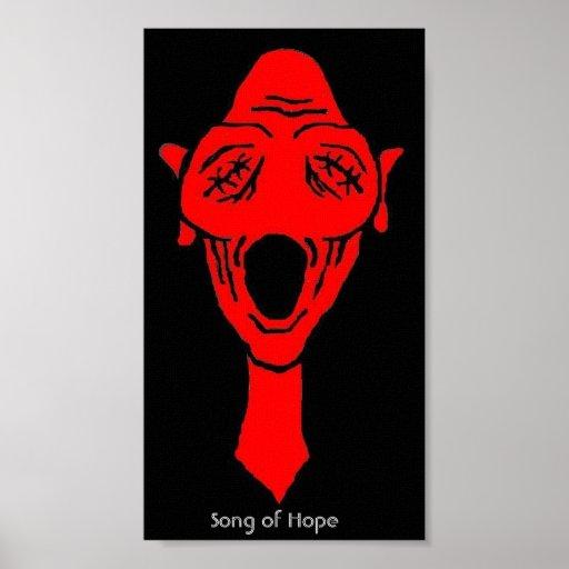 Canción de Olie- de la esperanza Poster