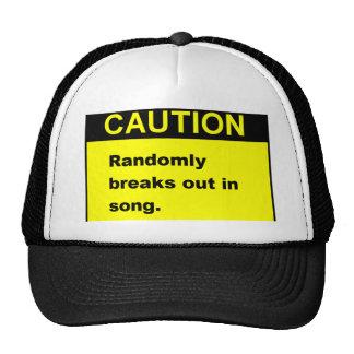 Canción de Randmon Gorros