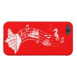 Canción de Shell del mar iPhone 5 Cobertura