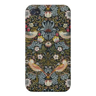 Canción de William Morris iPhone 4 Protector