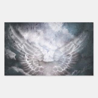 Canción del ángel rectangular altavoces