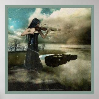 Canción del mar posters