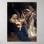 Canción del poster de los ángeles por el Bougeurea