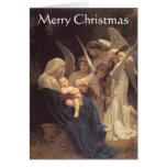 """""""Canción tarjeta de Navidad de los ángeles"""""""