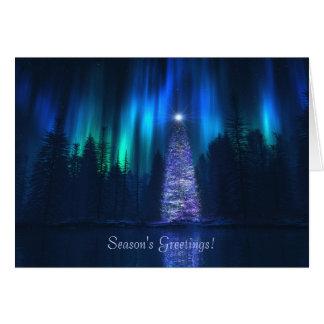 """""""Canción tarjeta de Navidad del cielo (Yuletide)"""""""