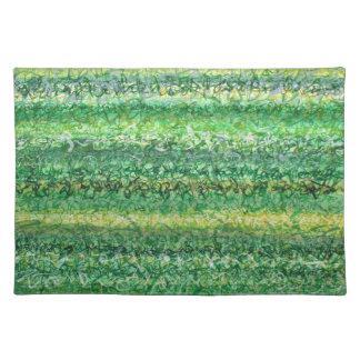 Canciones de la hierba Placemat Mantel