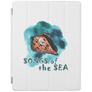 Canciones del mar cubierta de iPad