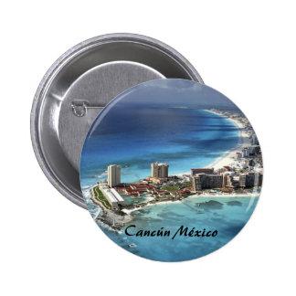 cancun1 pinback button