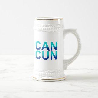 Cancun 1 beer stein