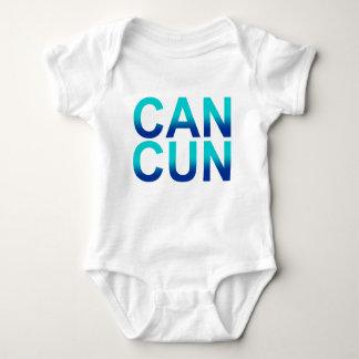 Cancun 1 body para bebé