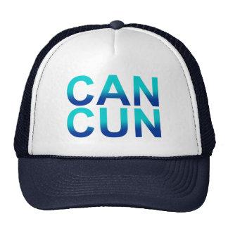 Cancun 1 trucker hat