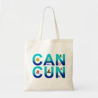 Cancun 2 bolsa tela barata
