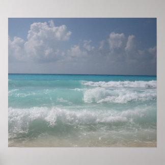 Cancun agita el poster