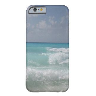 Cancun agita la caja del teléfono 4 funda de iPhone 6 barely there