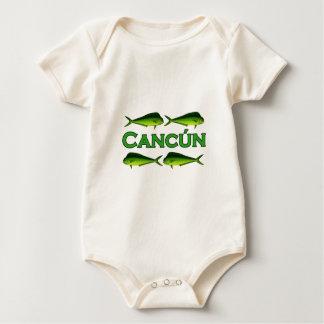 Cancun Dorado Body Para Bebé