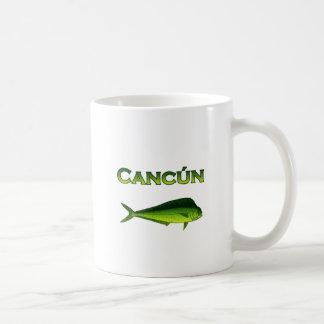 Cancun Dorado Coffee Mug