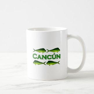 Cancun Dorado Taza