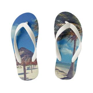 Cancún, Kid's Flip Flops