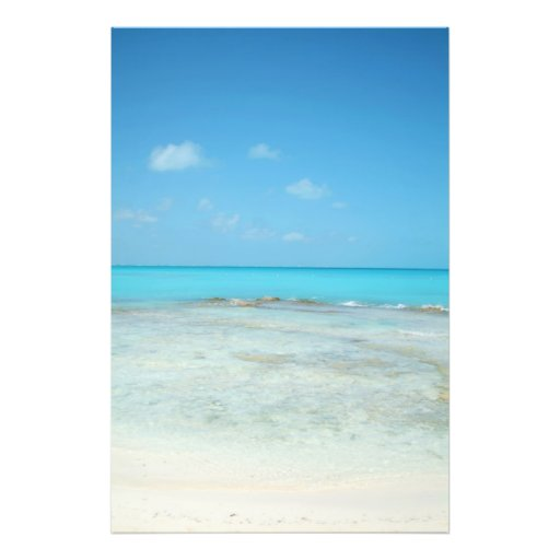 Cancun Lagoon Photographic Print